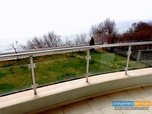 2 стаен апартамент Свети Влас. Първа линия.панорама