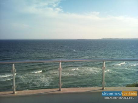Апартамент-мезонет Алекс Бийч 1-ва линия море